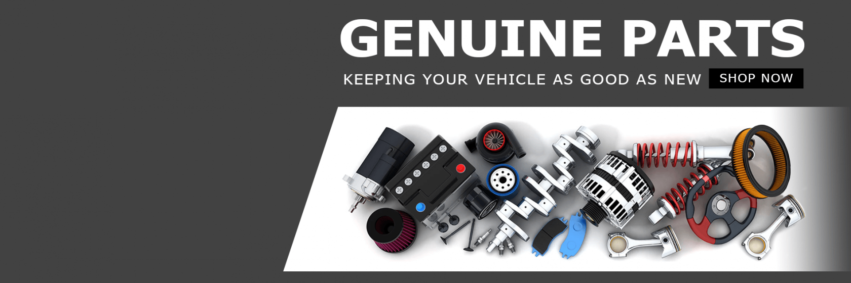 Genuine Parts at Desira Parts