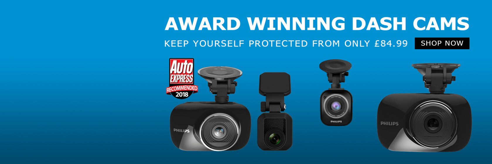 Award Winning Dash Cams