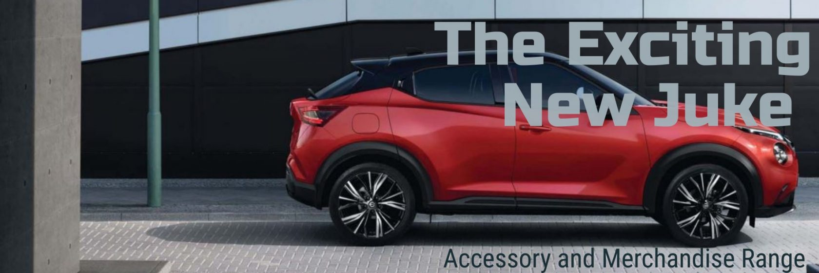 New Juke 2020 Parts Accessories Merchandise