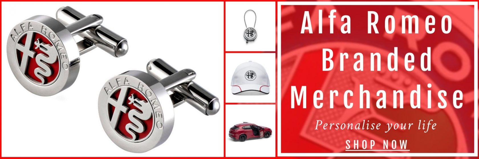 Alfa Romeo Merchandise